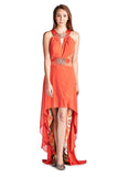 Ignite Embellished High Low Evening Gown - WholesaleClothingDeals - 3