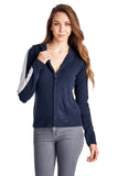 Coolwear Sweater Knit Zip Up Hoody - WholesaleClothingDeals - 6