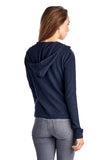 Coolwear Sweater Knit Zip Up Hoody - WholesaleClothingDeals - 8