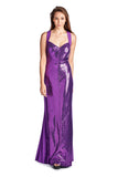 Ignite Sequin Evening Gown - WholesaleClothingDeals - 2
