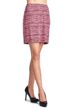 Urban Love Printed Skirt - WholesaleClothingDeals - 2