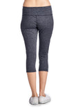 Comfort Zone Yoga Active Capri - WholesaleClothingDeals - 3