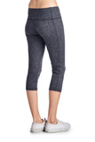Comfort Zone Yoga Active Capri - WholesaleClothingDeals - 4
