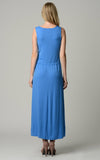 Christine V Tie Waist Maxi Dress - WholesaleClothingDeals - 4
