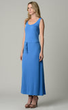 Christine V Tie Waist Maxi Dress - WholesaleClothingDeals - 2