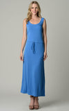Christine V Tie Waist Maxi Dress - WholesaleClothingDeals - 1