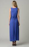 Christine V Tie Waist Maxi Dress - WholesaleClothingDeals - 9