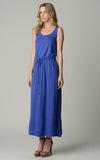 Christine V Tie Waist Maxi Dress - WholesaleClothingDeals - 8