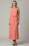 Christine V Tie Waist Maxi Dress - WholesaleClothingDeals - 5