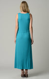 Christine V Tie Waist Maxi Dress - WholesaleClothingDeals - 15
