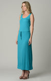 Christine V Tie Waist Maxi Dress - WholesaleClothingDeals - 14