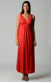 Christine V Empire Waist Maxi Dress - WholesaleClothingDeals - 21