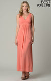 Christine V Empire Waist Maxi Dress - WholesaleClothingDeals - 13