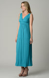 Christine V Empire Waist Maxi Dress - WholesaleClothingDeals - 18