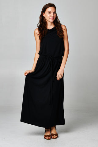 Christine V Maxi Dress - WholesaleClothingDeals - 1