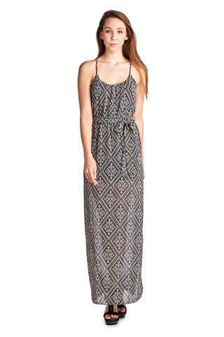 Urban Love Double Slit Dress - WholesaleClothingDeals - 1