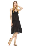 Urban Love Crochet Boho Dress - WholesaleClothingDeals - 3