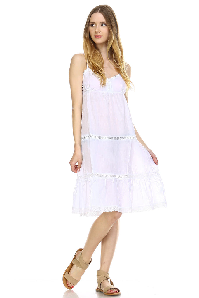 Urban Love Crochet Boho Dress - WholesaleClothingDeals - 1