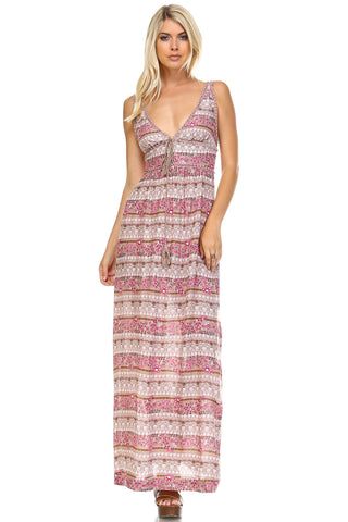 Marcelle Margaux Floral Printed Tank Dress -  - 5