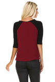 Marcelle Margaux Side Zipper Detail Top -  - 3