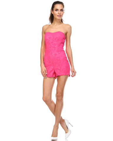 Urban Love Knit Romper - WholesaleClothingDeals - 5