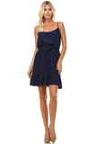 Marcelle Margaux Ruffle Detail Sleeveless Midi Dress - WholesaleClothingDeals - 5