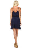 Marcelle Margaux Ruffle Detail Sleeveless Midi Dress - WholesaleClothingDeals - 8