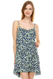 Urban Love Loose V-Neck Sleeveless Dress - WholesaleClothingDeals - 2