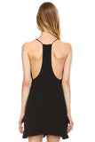Urban Love Square Neck Chiffon Romper - WholesaleClothingDeals - 12