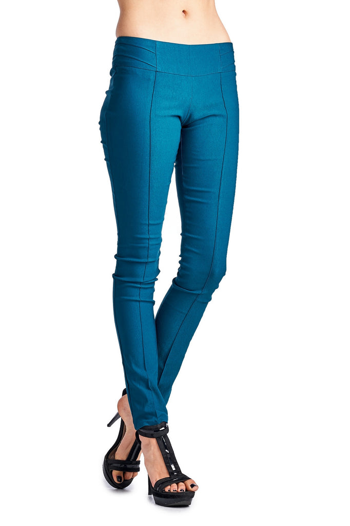 Urban Love Fitted Stretch Pants - WholesaleClothingDeals - 1