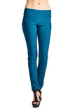 Urban Love Fitted Stretch Pants - WholesaleClothingDeals - 2