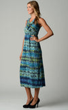 Christine V Ruffle Maxi Dress - WholesaleClothingDeals - 2