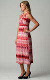 Christine V Ruffle Maxi Dress - WholesaleClothingDeals - 6