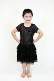Jojo Belle Short Sleeve Sequin Tutu Dress - WholesaleClothingDeals - 2