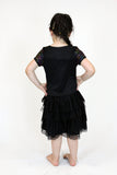 Jojo Belle Short Sleeve Sequin Tutu Dress - WholesaleClothingDeals - 3