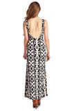 Urban Love Sleeveless Maxi Dress with Front Slits - WholesaleClothingDeals - 4