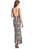 Urban Love Sleeveless Maxi Dress with Front Slits - WholesaleClothingDeals - 3