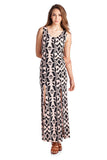 Urban Love Sleeveless Maxi Dress with Front Slits - WholesaleClothingDeals - 6