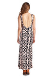 Urban Love Sleeveless Maxi Dress with Front Slits - WholesaleClothingDeals - 8