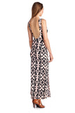 Urban Love Sleeveless Maxi Dress with Front Slits - WholesaleClothingDeals - 9