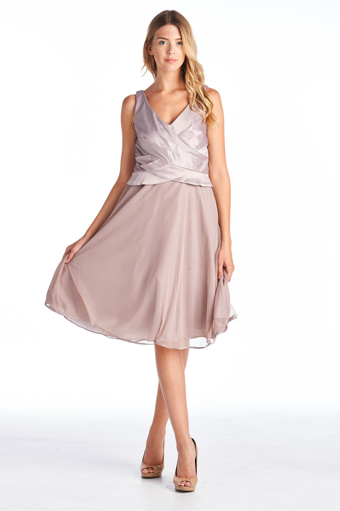 SLNY A-Line Dress - WholesaleClothingDeals - 1