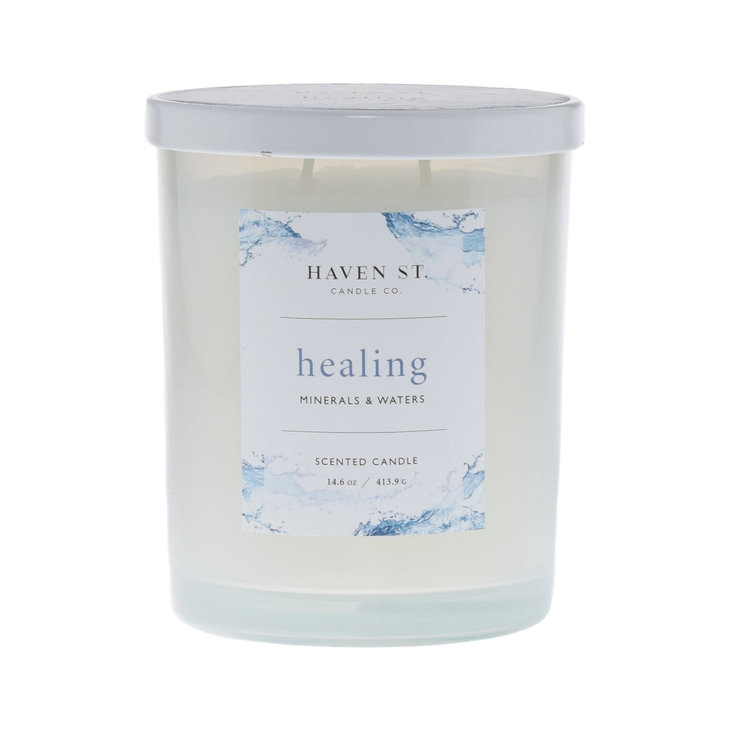 Healing | Minerals & Waters
