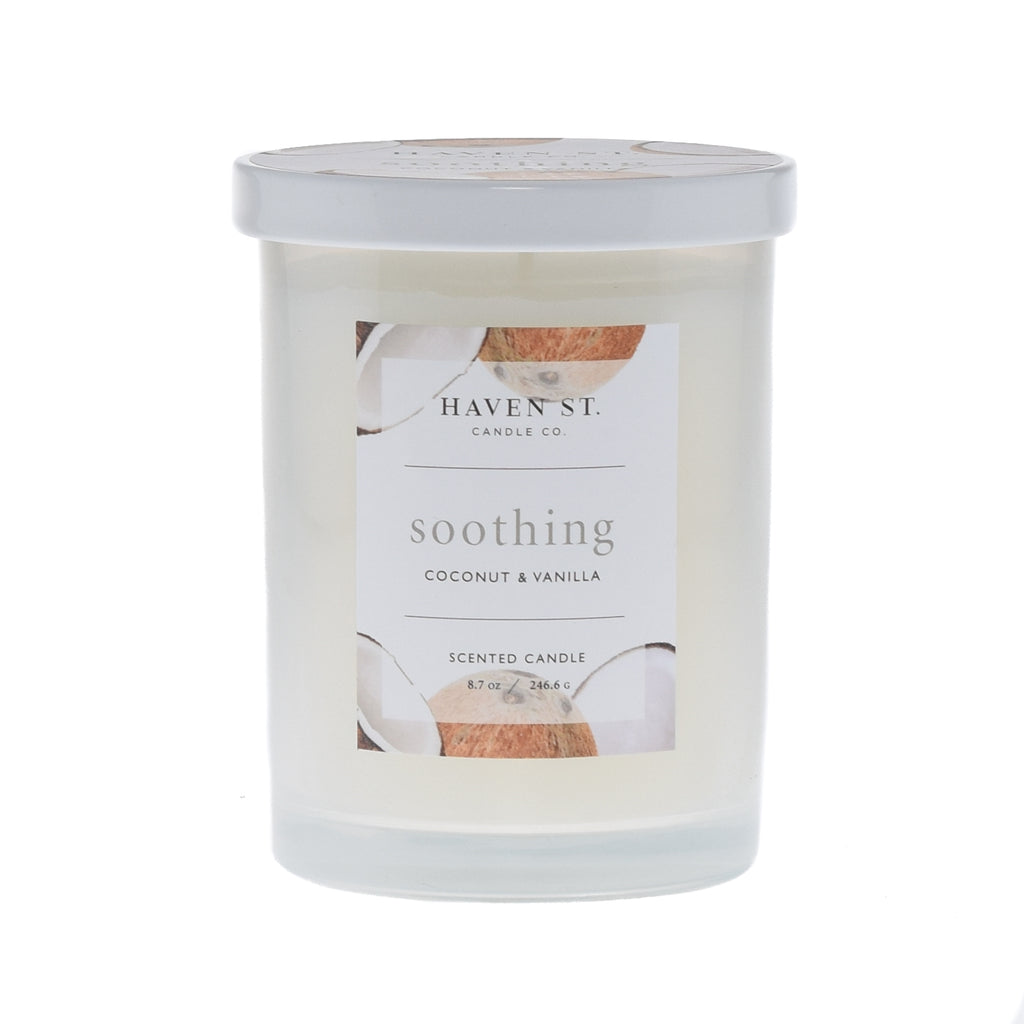 Soothing | Coconut & Vanilla