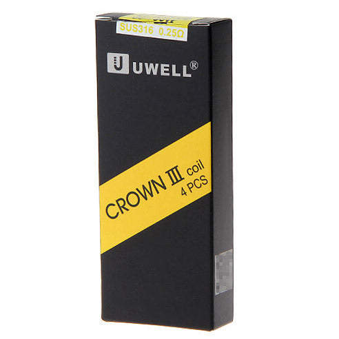 Crown 3 Coils (4-Pack)