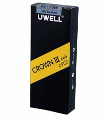 Crown 3 UN2 Mesh Coils (4-Pack)