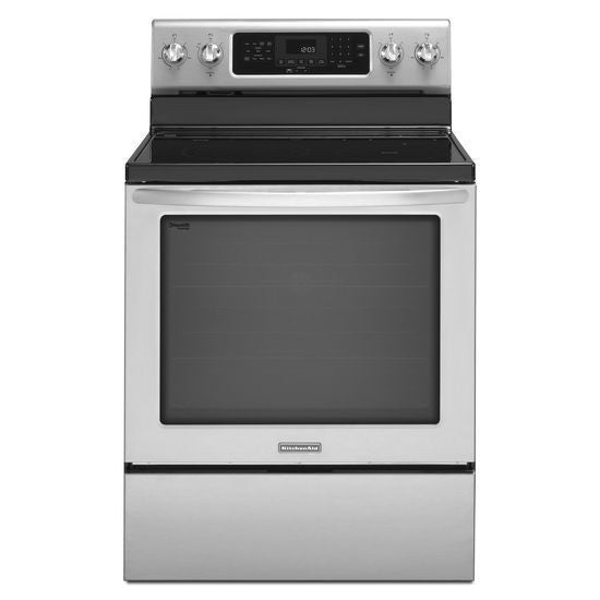 KitchenAid Freestanding Electric Range