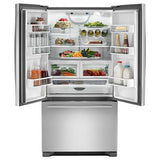 "Jenn-Air 72"" Counter Depth French Door Refrigerator - Call for Pricing"