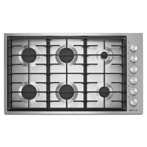 "Jenn-Air 36"" 5-Burner Gas Cooktop - Call for Pricing"