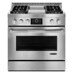 "Jenn-Air 36"" Pro-Style Freestanding Gas Range with Griddle and MultiMode Convection - Call for Pricing"