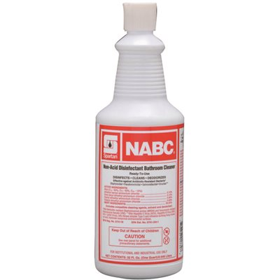 Spartan Restroom Cleaner NABC by Peroxy RTU 12/cs